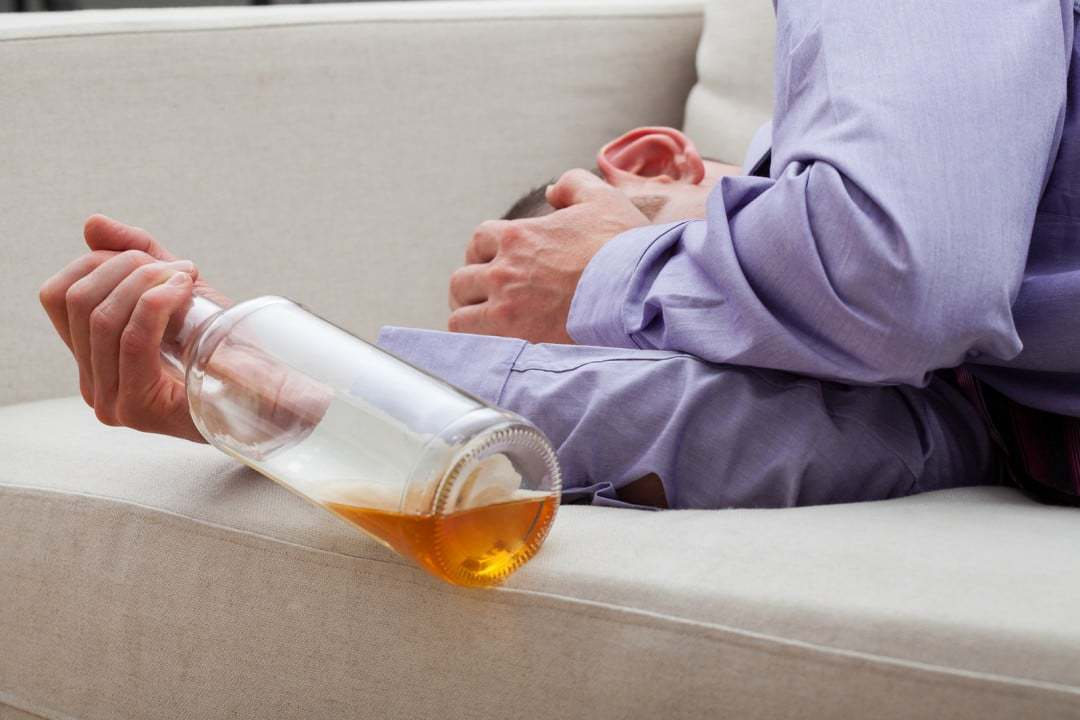 alcohol recovery and sleep